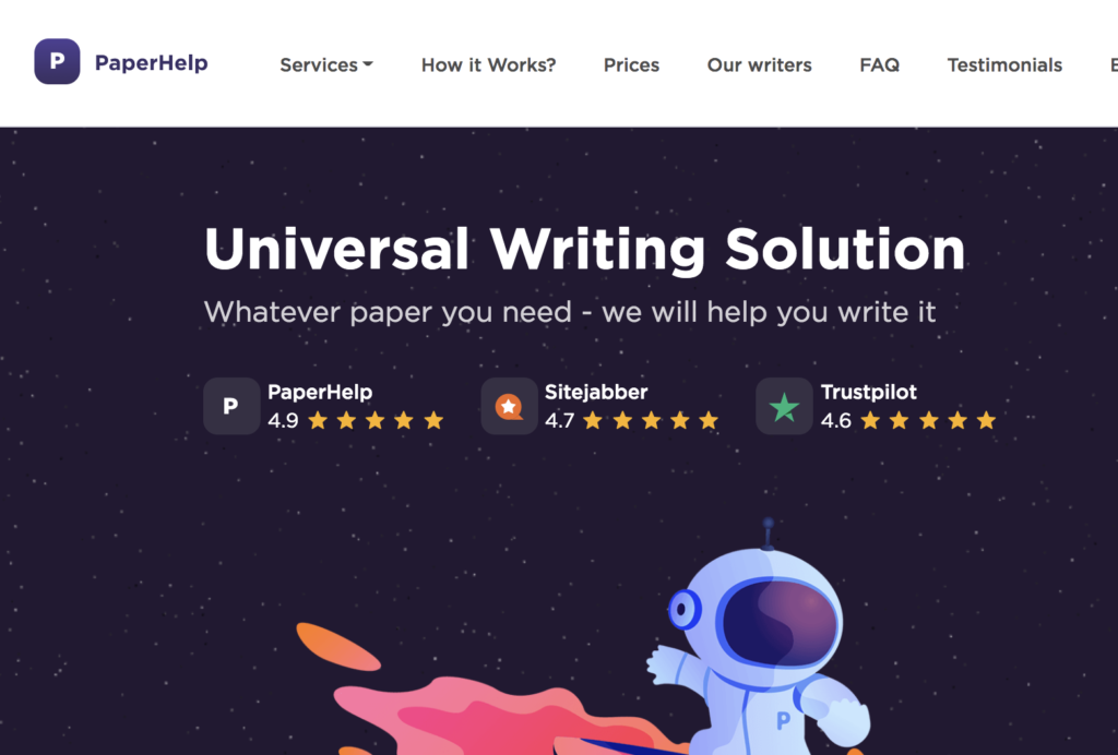 The Cheapest Essay Writing Services